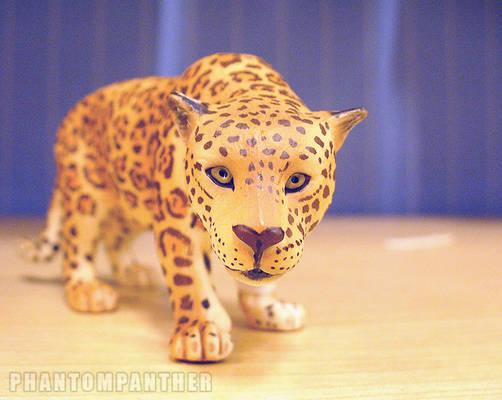 Photo - Jaguar Toy 01