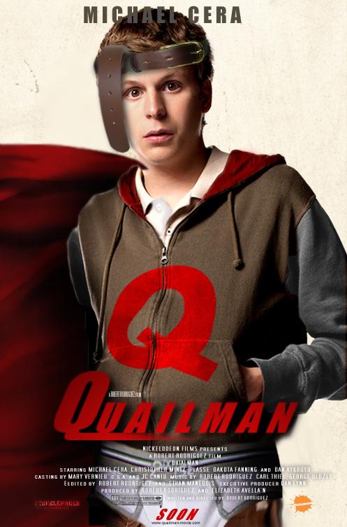 Quailman, The Movie by RayStantz on DeviantArt Quailman Belt Headband