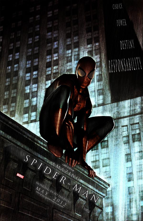 Amazing Spiderman Teaser by RayStantz