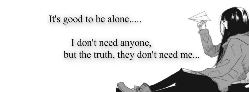Loner Quotes By Misakiibara On Deviantart