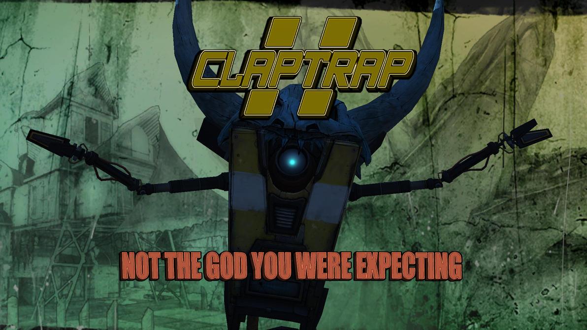 Clap trap borderlands 2 by bl4upunkt on deviantart