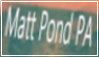 Matt Pond PA Stamp by BanFia