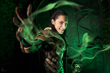 Thor 2, Loki-Cosplay.
