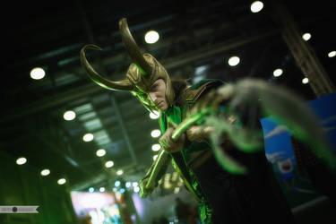 Kneel before Loki!