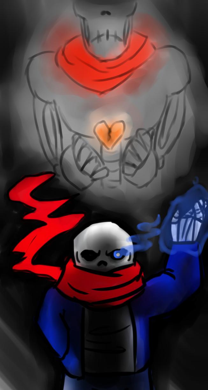 Brother Killer by daga000