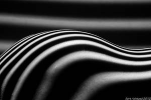 Striped Bodyscape by bhalstead