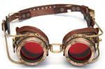 Steampunk Goggles 9