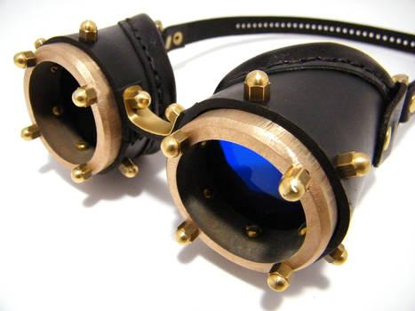 Steampunk Goggles 10-2