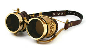 Steampunk goggles 20