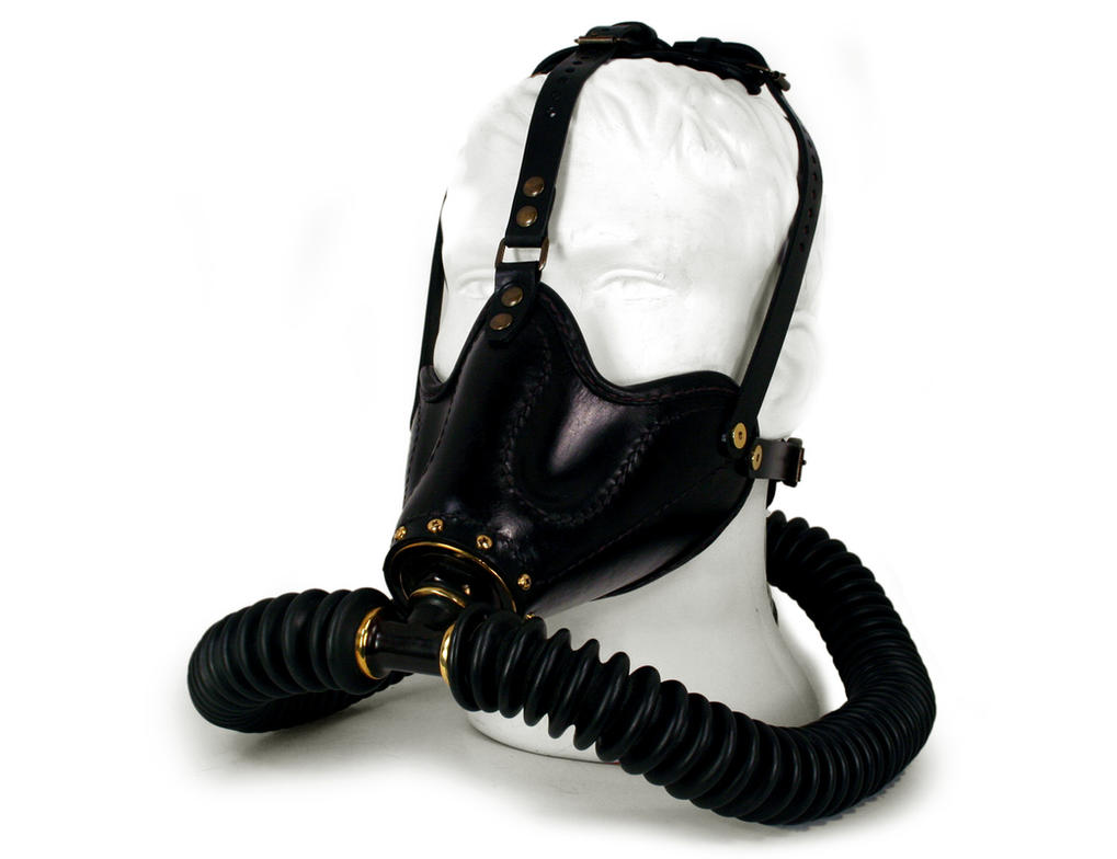 Steampunk mask - marauder design by AmbassadorMann