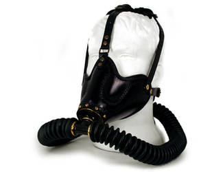 Steampunk mask - marauder design