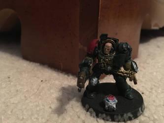 7th Captain Samandriel Doomhorn by GrayLantern13