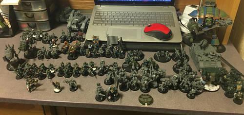 Imperium Army by GrayLantern13