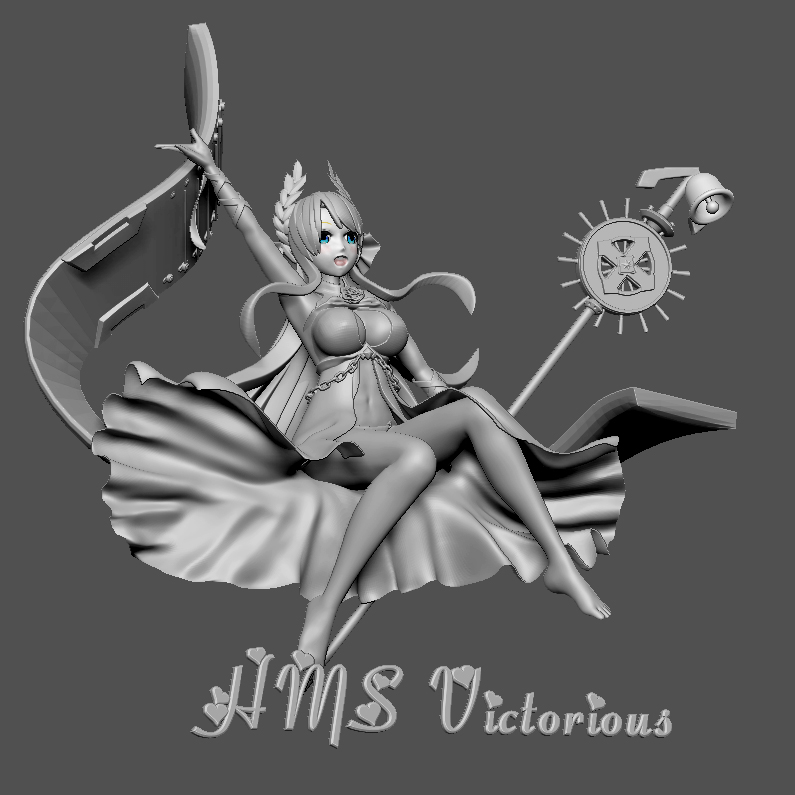 victrious wip6 by GawGawGimic
