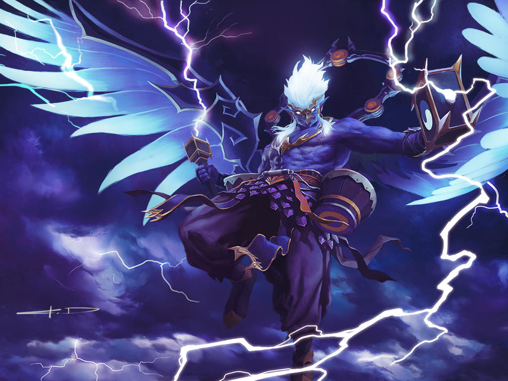 Thunder by kiddo428
