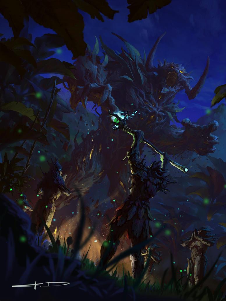 kaiju resurrection by kiddo428