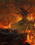 The Dark Iron Dwarves