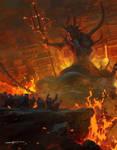 The Dark Iron Dwarves by kiddo428