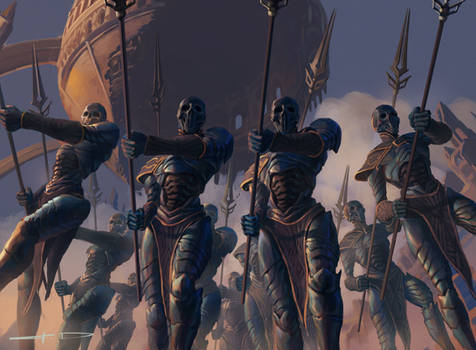 March of the Dreadhorde