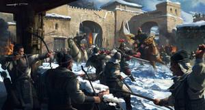 Battle in Liaodong