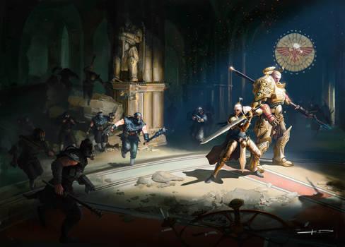 Regent's Shadow