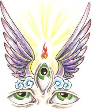 Third Eye by ComeAwayMelinda