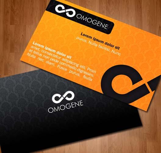 business card by salhi on deviantart