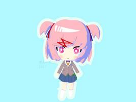 Natsuki 3D Model