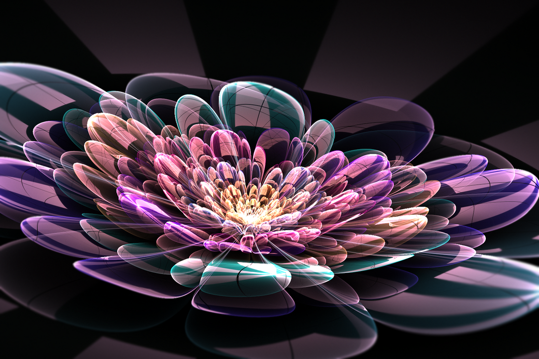 Glass Petals by twinx85