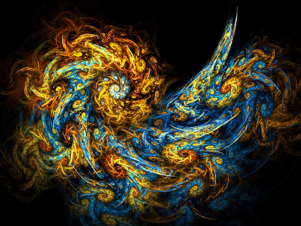 Van Gogh-esque by twinx85