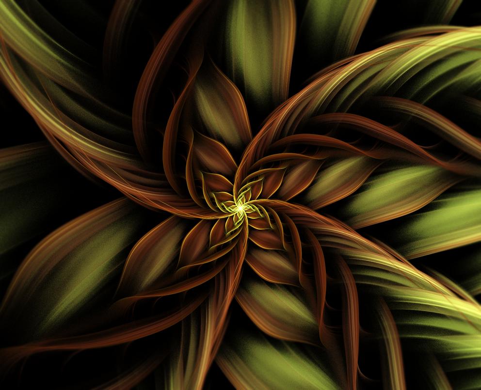 Braided Flower by twinx85
