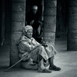 Homeless Moroccan No. 2 by P0RG