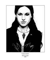 Cristina Scabbia by Mr-Shiftyswitchblade