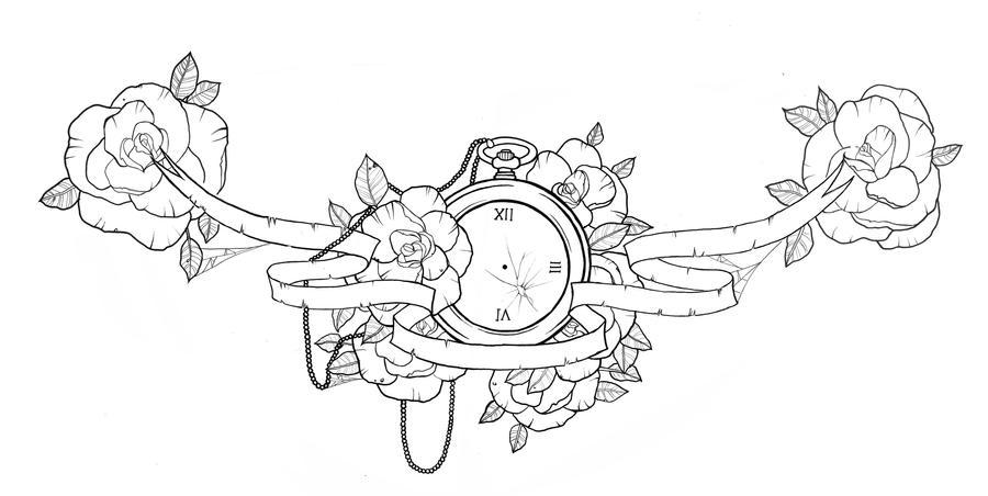 Chest Piece Tattoo Design By Ziuuziuu On DeviantArt