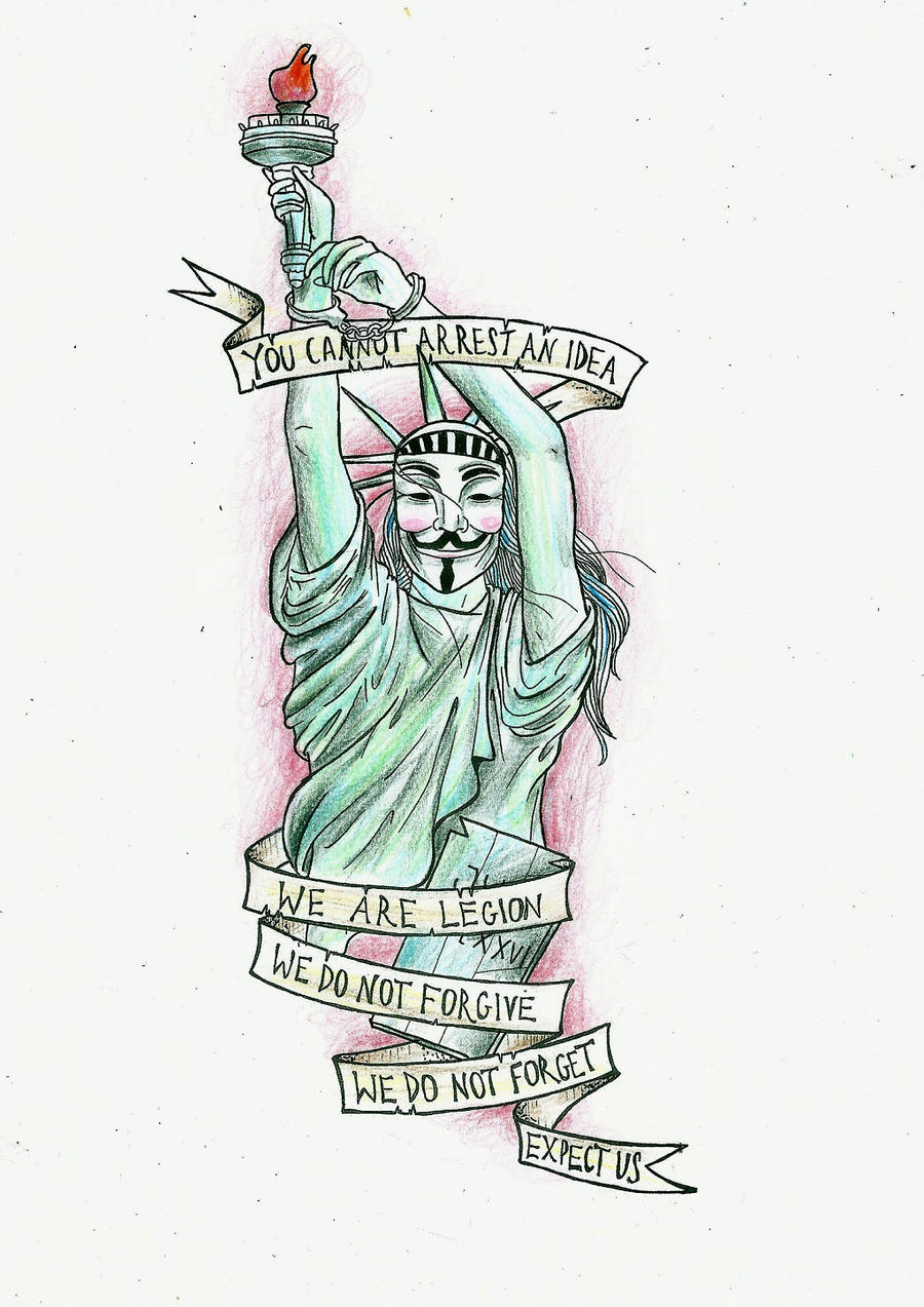 V For Vendetta Quote Tattoo for vendetta tattoo by...