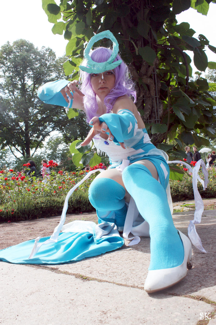 Suicune by YaoJin on DeviantArt