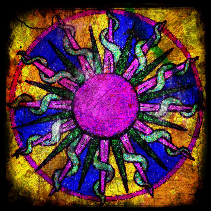Sun by jaynedarcy