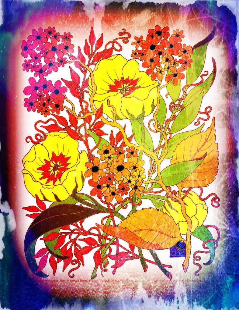 Garden by jaynedarcy