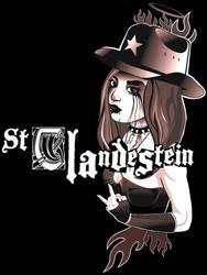 Saint Clandestein by melchizidich