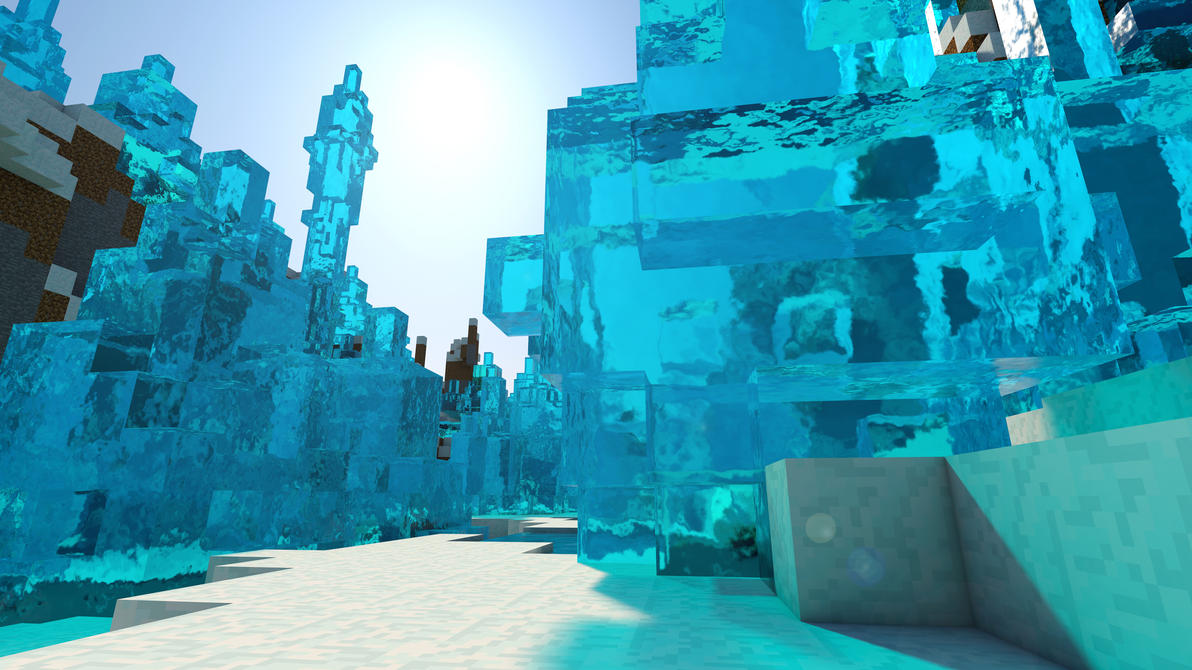 Ice Spikes by icebingo