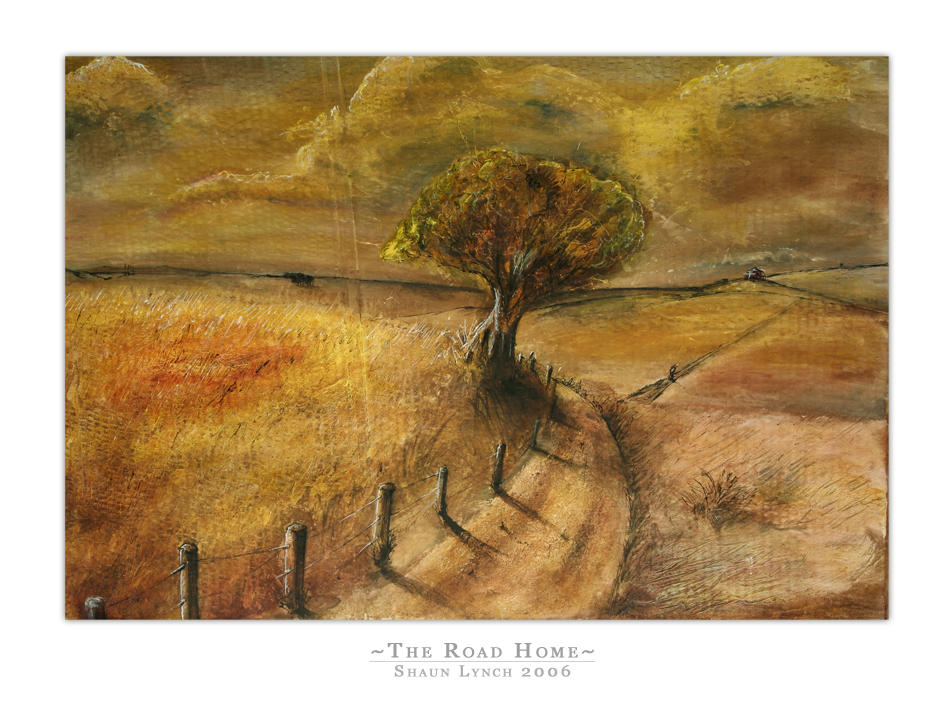 The Road Home by Amotion