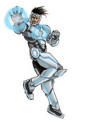 Superior Iron Man by bphudson