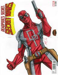 Deadpool's Secret Secret Wars by bphudson
