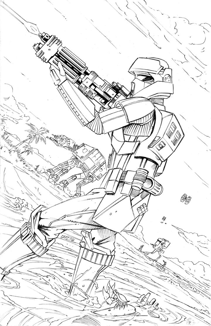 Aayla Coloring Pages