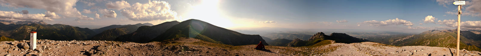 Tatry Panorama by Pawlak91