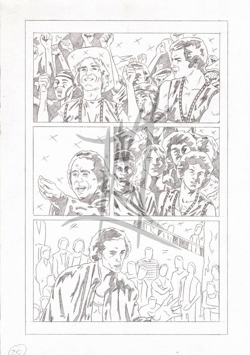 'The Warriors' ComicPage1-20