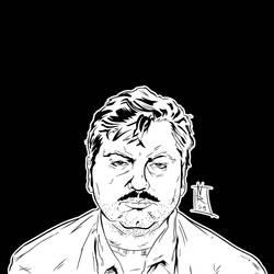John Wayne Gacy - Ink by The-Real-NComics