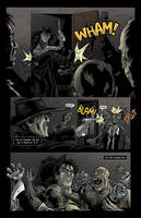 Black Label - P. 1 by The-Real-NComics