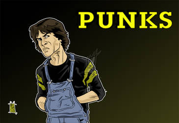 The Warriors - Punks' Leader by The-Real-NComics