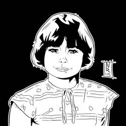 Mary Bell - Ink